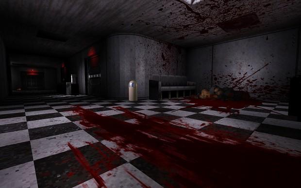 White Noise (horror-themed mod)
