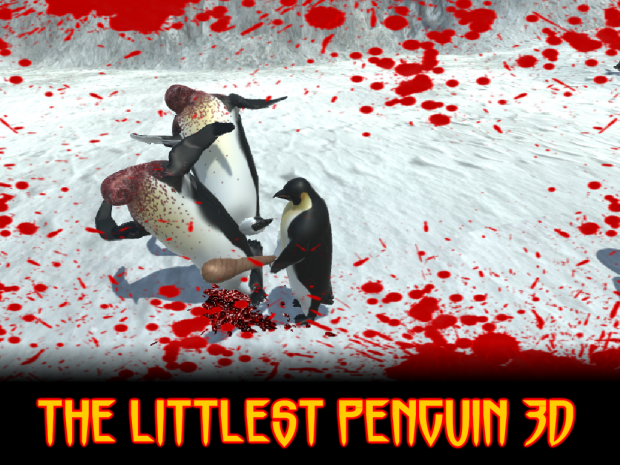 The Littlest Penguin 3D
