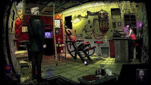 The Blind Prophet Kickstarter Demo