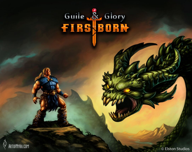 Guile & Glory: Firstborn Early Access Demo