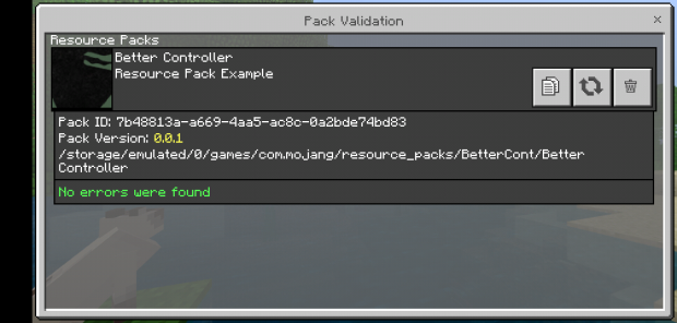 KSix Gamedroid 2 McPE Tooltip