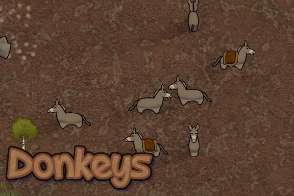 Donkeys 1.0