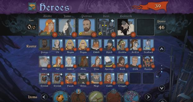 mod All Heroes in caravans
