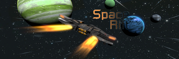 Space Rift - Demo