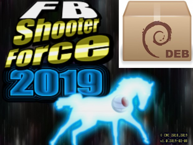 FB Shooter Force 2019 - Debian package (.deb) for Linux