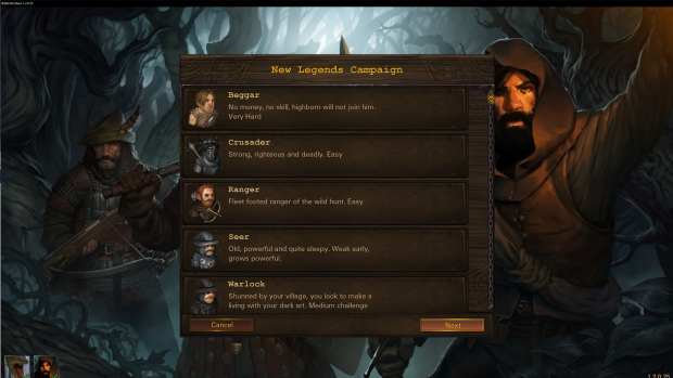 mod legends beta 106