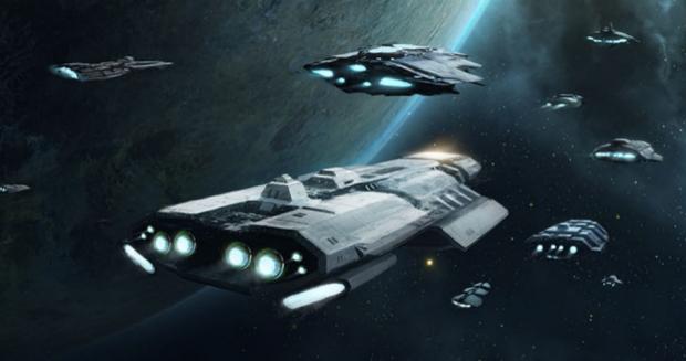 Civilian Ships Weaponized