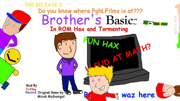 Brother's Basics: Patch v1.1