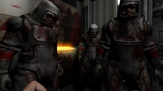 Zombie Hazmat