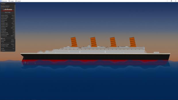 Sinking Simulator 2 Alpha 4.0 - Linux