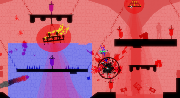 ChromaThrone Game Demo