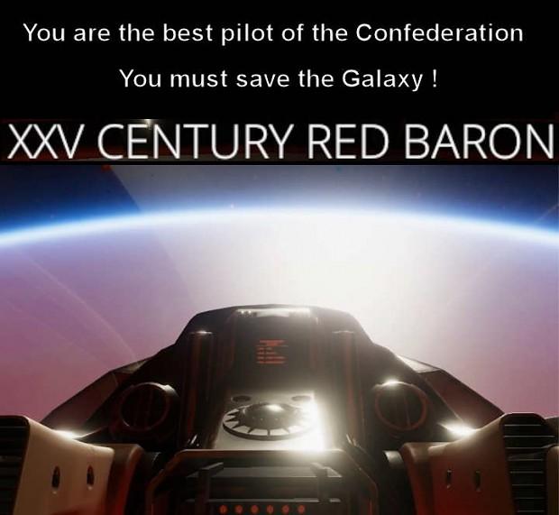 XXV Century Red Baron: MacOS demo v.0.9.401