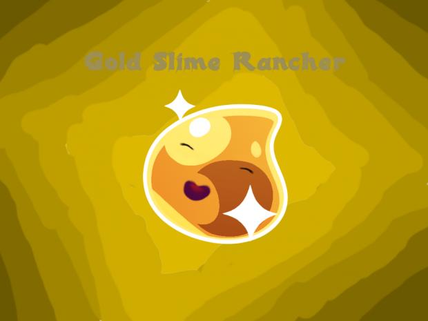 Gold Slime Rancher V1.1