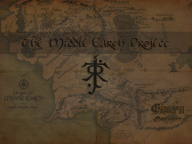 Middle Earth Project 0.821 (Outdated)