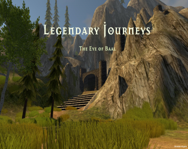 LegendaryJourneys alpha v0.5