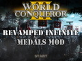World Conqueror 3 Revamped Infinite Medals Mod by J25