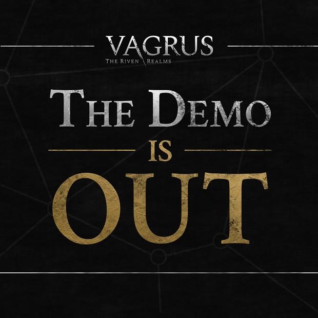 Vagrus - The Riven Realms - Demo LINUX 0.2.0