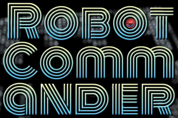 Robot Commander Version 0.8.4 Beta