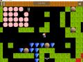 The Gem Hunter: a classic rocks and diamonds game