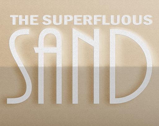 Sand Alpha 0.2.3