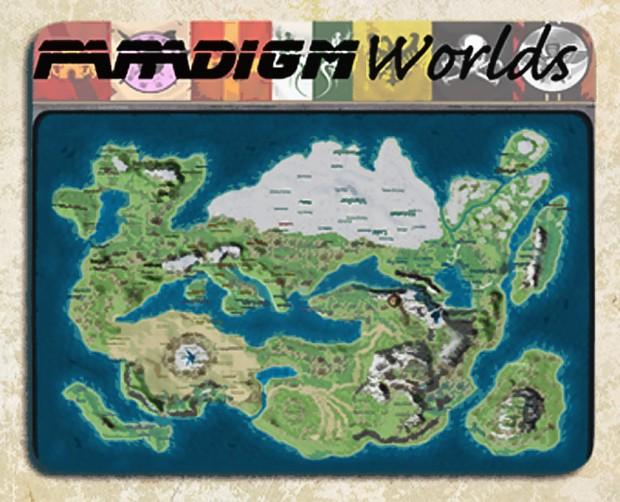 PARADIGM WORLDS -  patch1.20 + hotfix