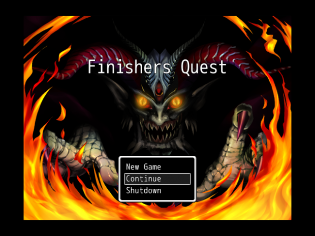 Finisher Quest Important Patch 5