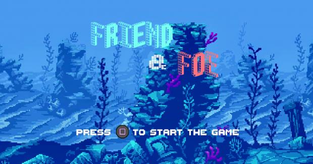 Friend&Foe; Trailer