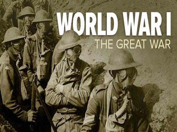The Great War Mod: 0.15