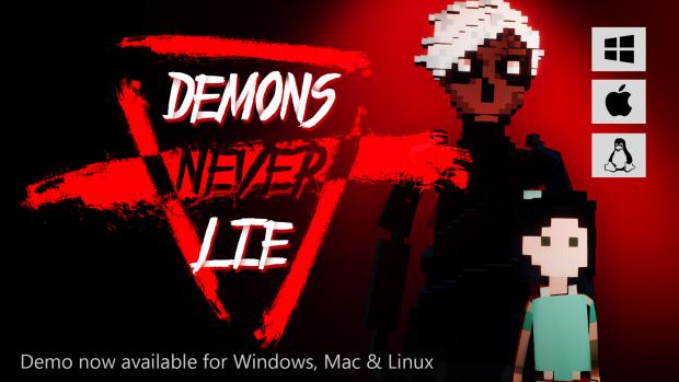 Demons Never Lie Demo for Linux
