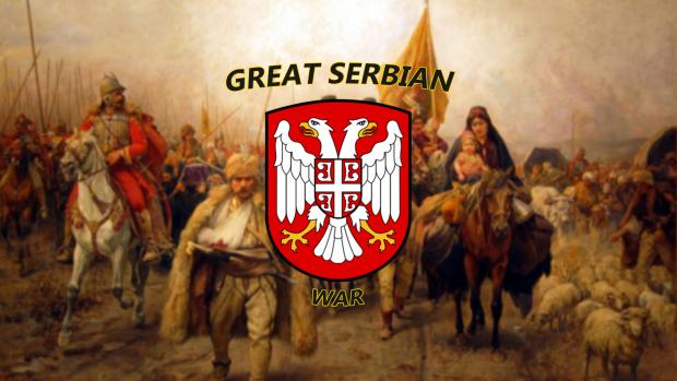 Great Serbian War Full Version V1.0