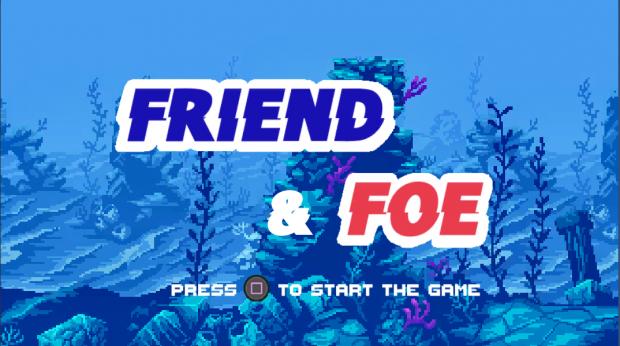 Friend&Foe; Final Trailer