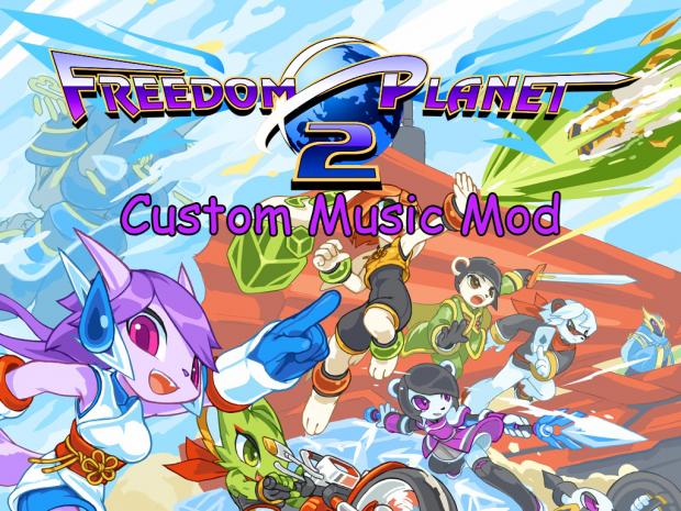 [1.0.6 Sample Version] Custom Music Mod V1