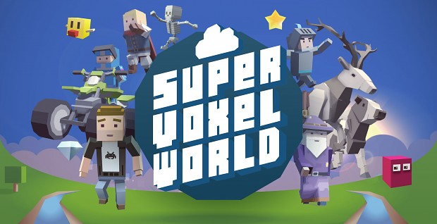 Super Voxel World 1.9.7