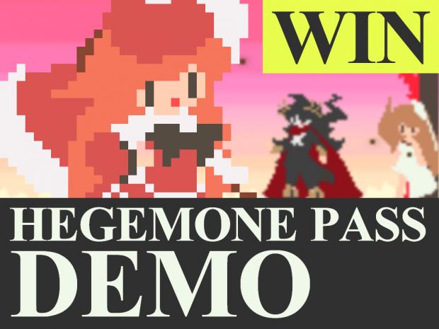 Hegemone Pass - Demo v0.9 (Windows)