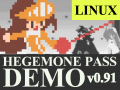 Hegemone Pass - Demo v0.91 (Linux)