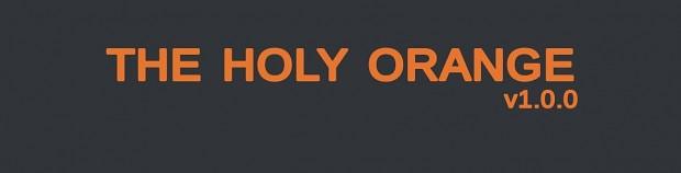 The Holy Orange 1.0.0