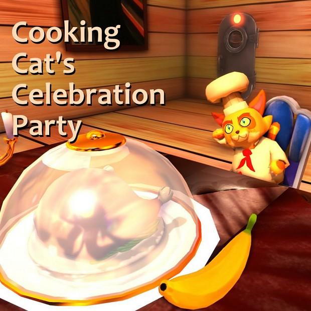Cooking Cat's Celebration Party Main File [Post-DLC2]