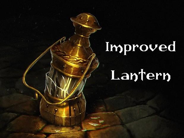 Improved Lantern - Original Hand