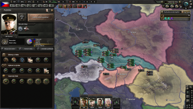 Victory! of the Czechoslovakia patch 0.04