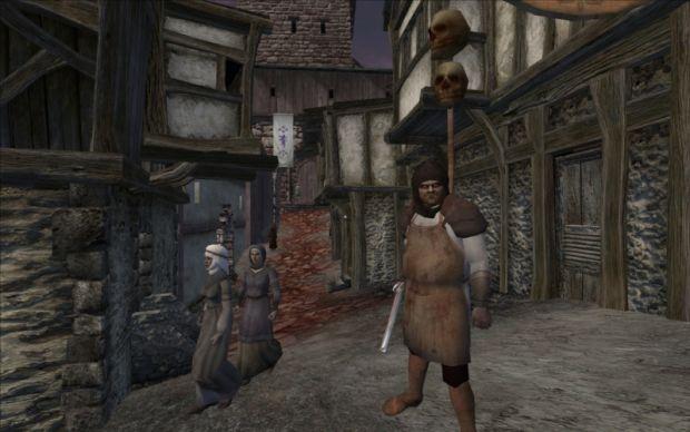 Calradia - Dark Alleys