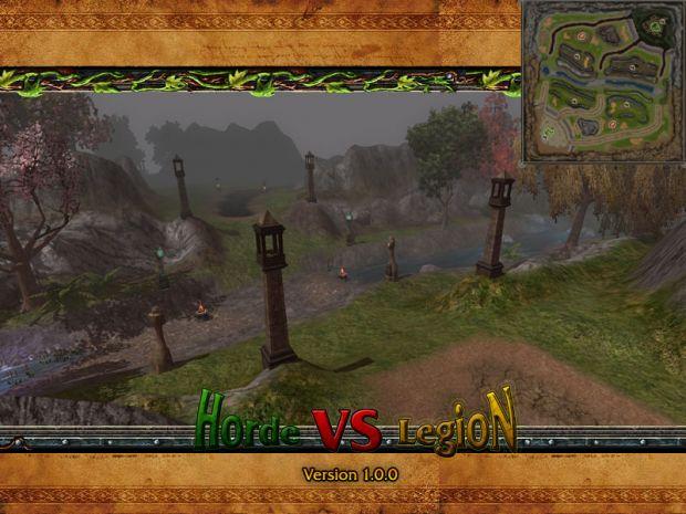 Horde VS Legion 1.0.4