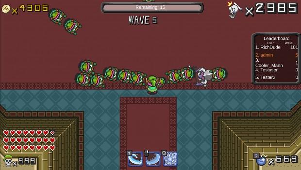 Zelda Zombiegame