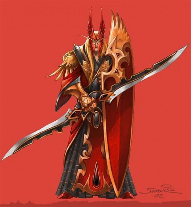 Guardians of Azeroth Sub-Mod Retinues