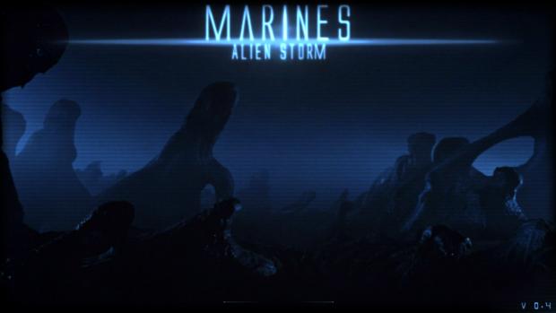 Marines Alien storm V0.4