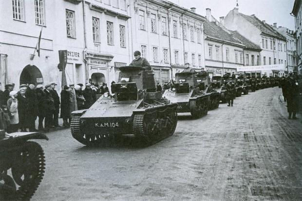 Lithuania 1936 HOIIV 1.7 Hydra + new ideas