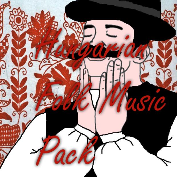 Hungarian Folk Music Pack
