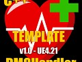DMGHandler: Template UE4.21 v1.0 (Plugin Needed)