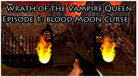 wrath of the vampire queen episode 1 blood moon curse full version v3