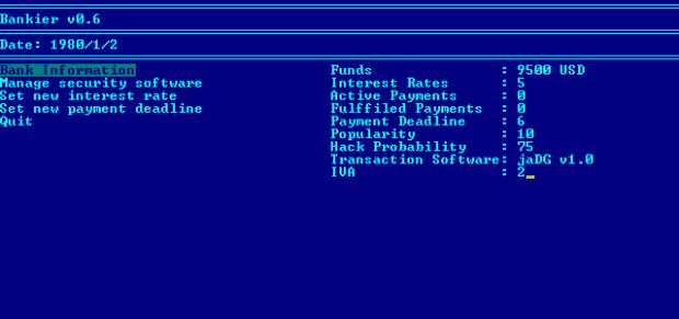 Bankier 1.0
