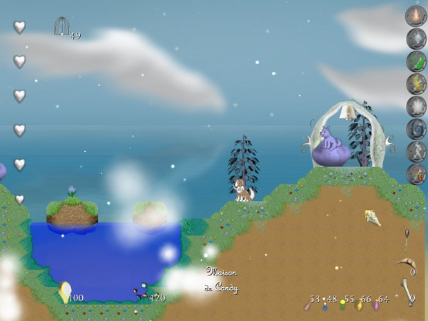 Candy World Adventures IV v11.17